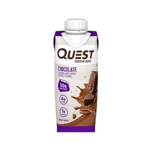 Quest Readty-to-drink Protein Shake - Chocolate 325ml