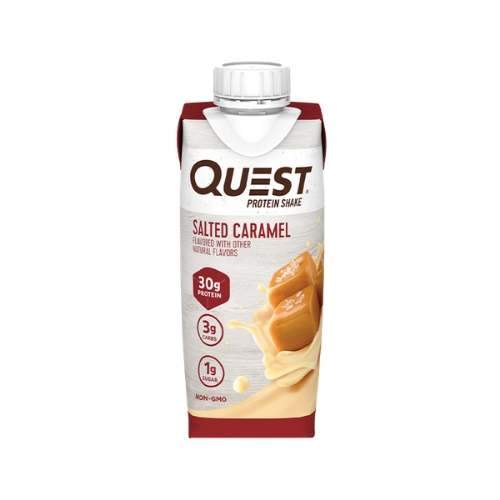 Quest ready to drink Protein Shake - Salted Caramel 325ml