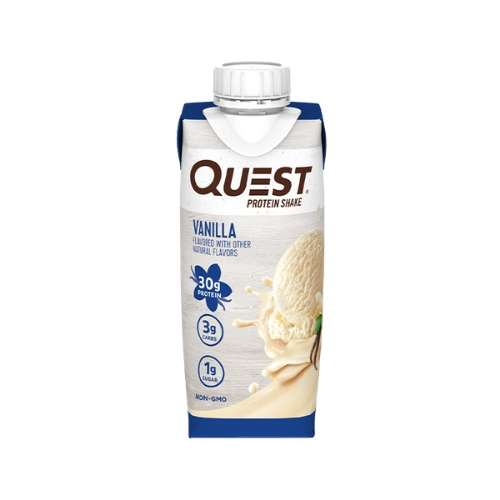 Quest Ready To Drink Protein Shake - Vanilla 325ml