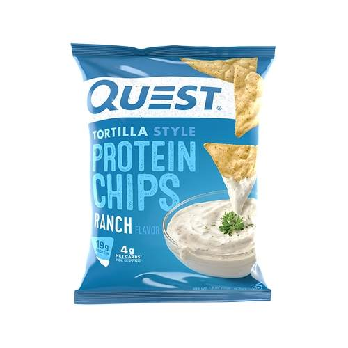 Ranch Tortilla Style Protein Chip - 32gm