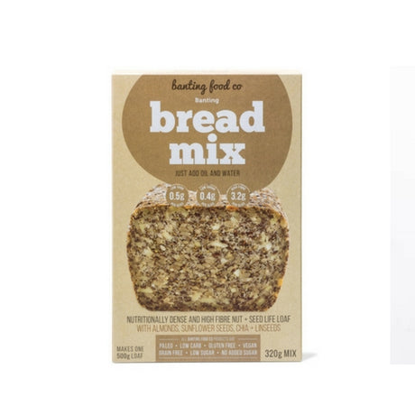 Banting Food Co Banting Bread Mix - Low Carb