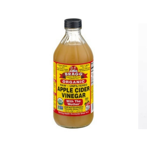"Bragg Apple Cider Vinegar ""The Mother"" Unpasteurised & Unfiltered"