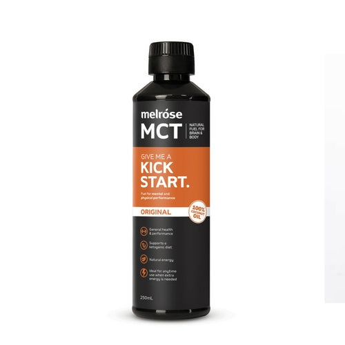 MCT Coconut Oil