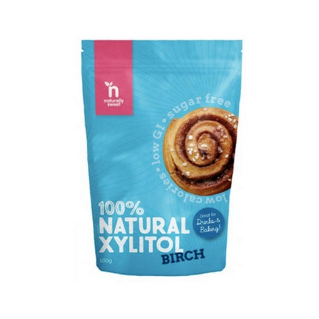 Xylitol Sweetener - Birch - 500gm
