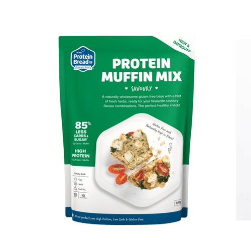 The Protein Bread Co. - Savoury Muffin Mix