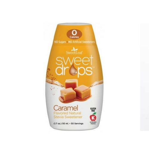Sweet Drops - For Drinks - Caramel