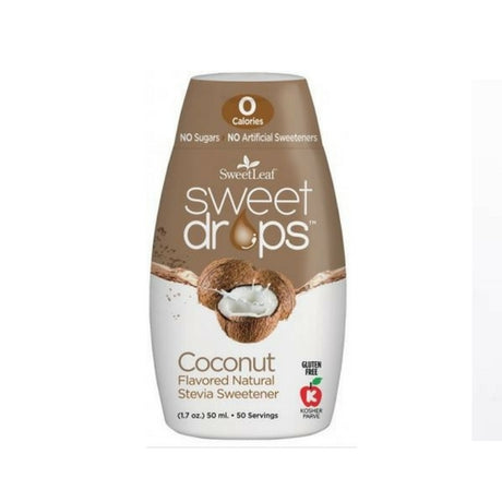 Sweet Drops - For Drinks - Coconut