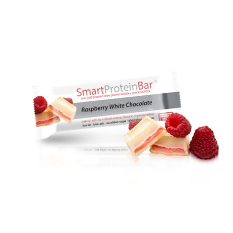 Protein Bar - Raspberry White Chocolate