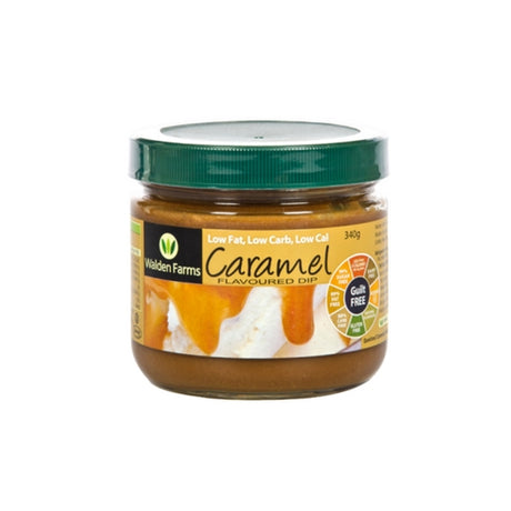 Walden Farms Caramel Dip - Low Carb Low Sugar