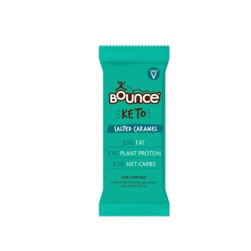 Bounce Keto Bar Salted Caramel