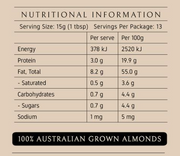 Almond Mylk - Original 200gm