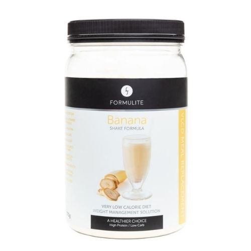 Formulite Meal Replacement - Banana 770g (14 Serves)