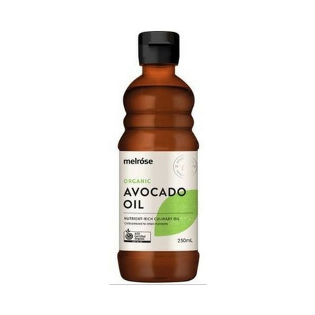 Melrose - Cold Pressed Organic Avocado Oil
