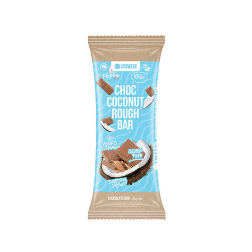 Vitawerx Keto Milk Chocolate - Coconut 35g