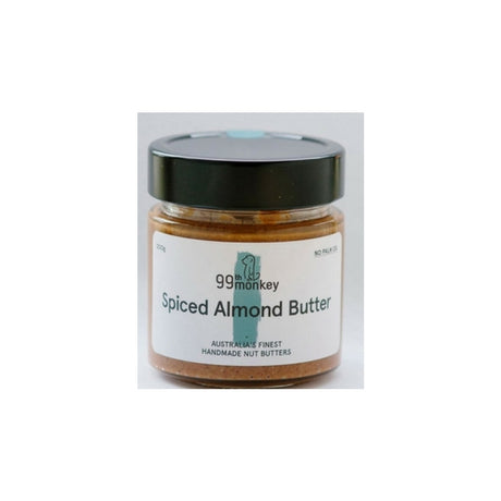 Nut Butter - Cinnamon Spiced Almond Butter