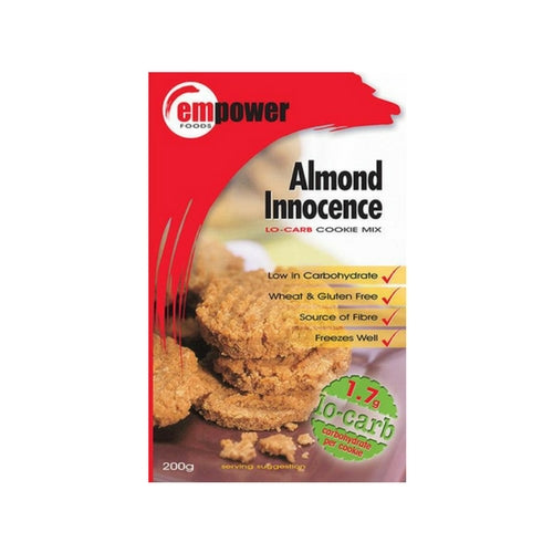 Low Carb Cookie Mix - Almond