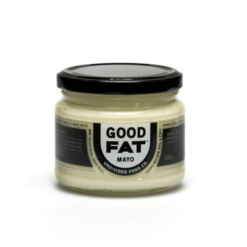 Good Fat Mayo - no seed oils