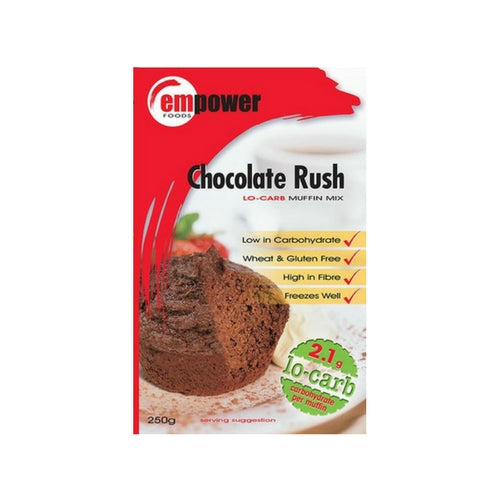 Low Carb Muffin Mix - Chocolate