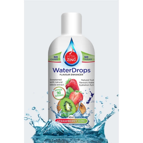 Strawberry Kiwi Water Drops