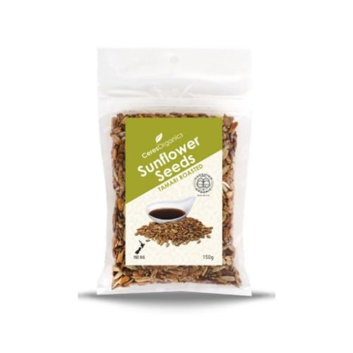 Ceres Organic - Sunflower Seed Tamari Roasted