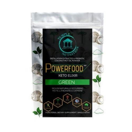 Powerfood MCT - Keto Elixir Green