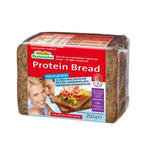Mestemacher High Protein, Low Carb Bread
