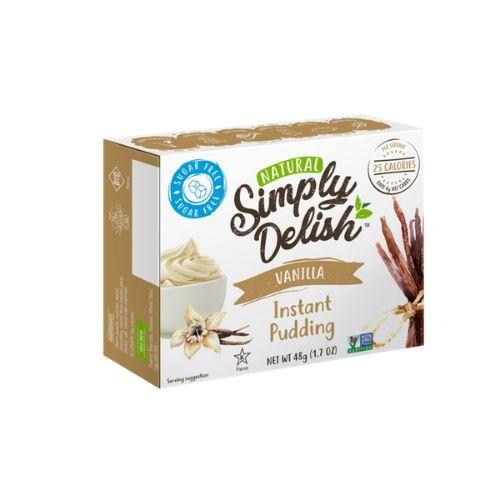Simply Delish - Instant Vanilla Pudding