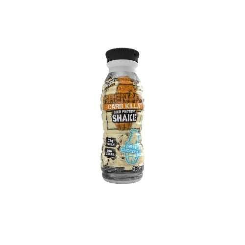 Grenade Carb Killa High Protein Shake White Chocolate