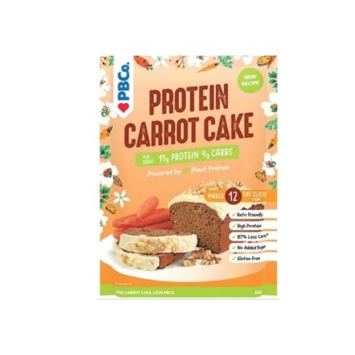 PBCo. Protein Carrot Cake