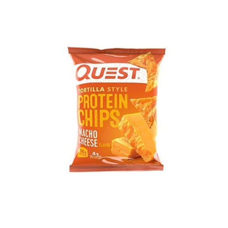 Quest - Nacho Cheese Tortilla Style Protein Chip