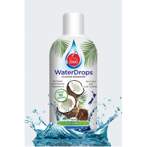 Coconut Water Drops