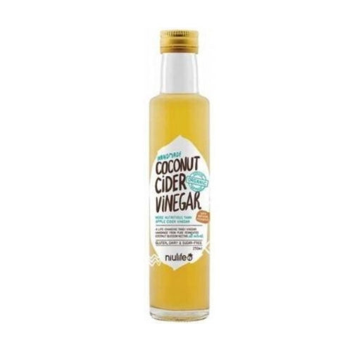 Niulife Coconut Cider Vinegar 250mls