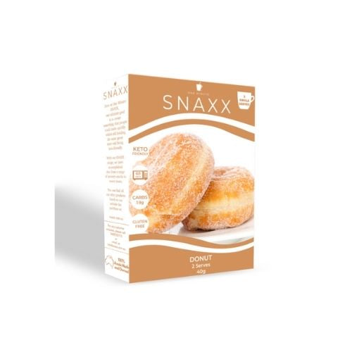 Snaxx One Minute Donut  - 2 pack