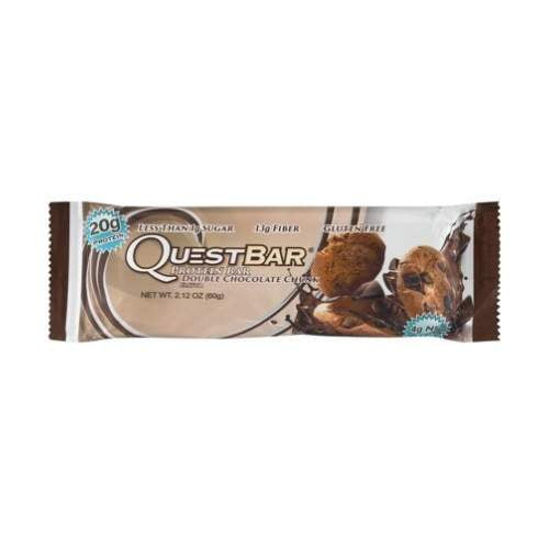 Double Choc Chunk Protein Bar - 60gm