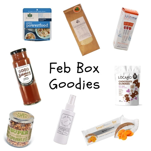 Subscription Box - Feb 2019 (stand alone order item)