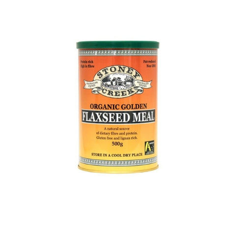 Stoney Creek - Organic Golden Flaxseed Meal