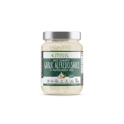 Primal Kitchen Garlic Alfredo