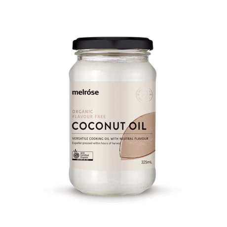 Coconut Oil - Organic Flavour Free 325ml