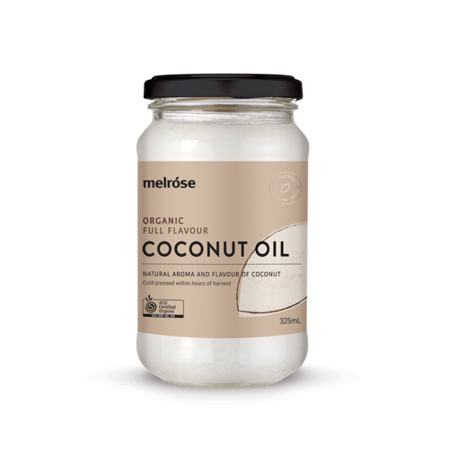 Coconut Oil - Organic Full Flavour 380ml