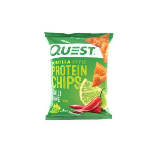 Quest Chilli Lime Tortilla Chips