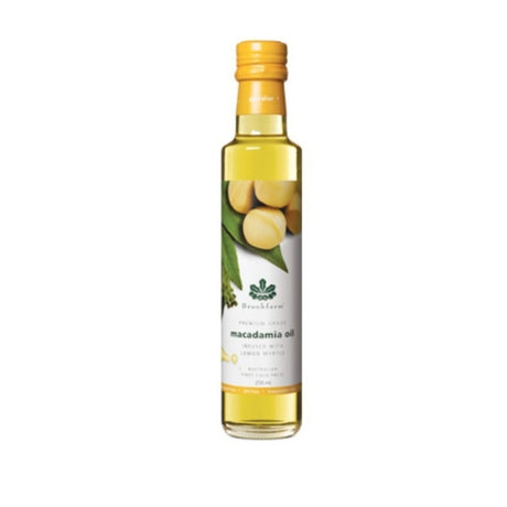 Brookfarm - Macadamia Oil Infused with Lemon Myrtle