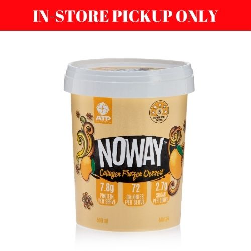 Noway Mango Ice Cream - 500ml (in-store pickup only)