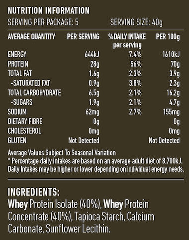 Protein Crispies (Whey Protein) - 200gm
