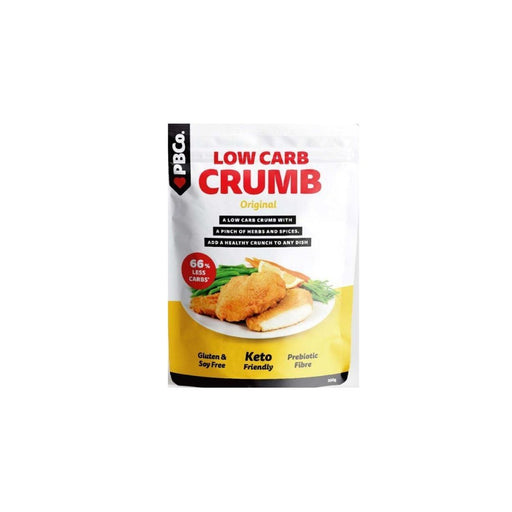 PBCo. Low Carb Crumb Original
