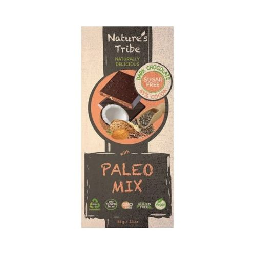 Nature's Tribe Dark chocolate Paleo Mix