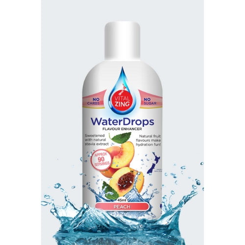 Peach Water Drops