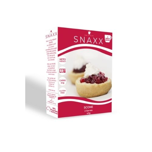 Snaxx One Minute Scone  - 2 pack