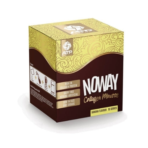 Noway Collagen Protein Mousse Mix – Banana Flavoured