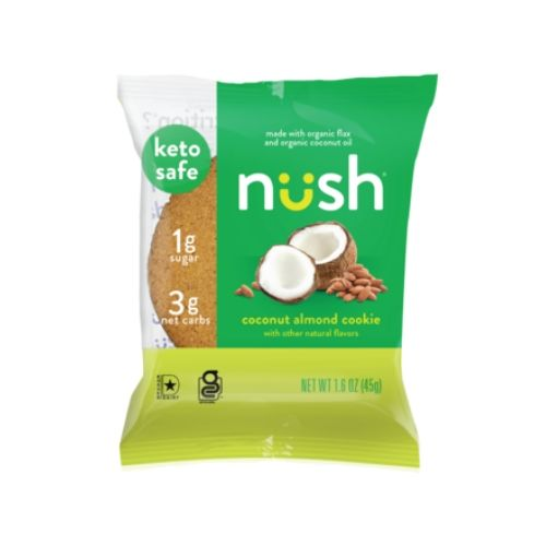 Nush Coconut Almond Cookie - 45g