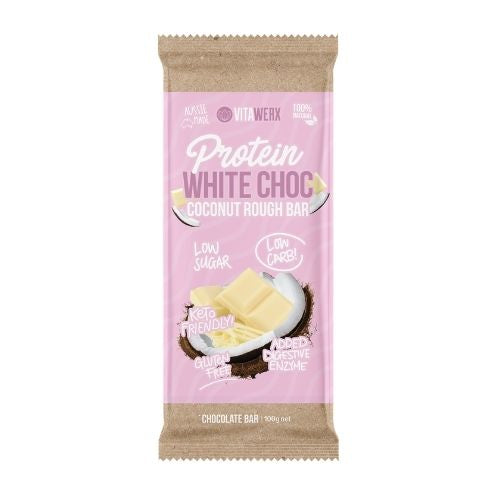 Vitawerx White Chocolate Coconut Rough